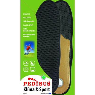 PEDIBUS Klíma & Sport