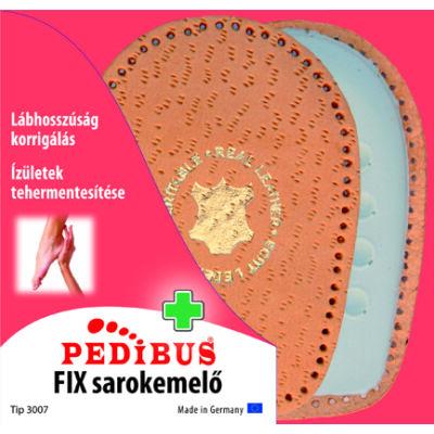 PEDIBUS Fix sarokemelő párna