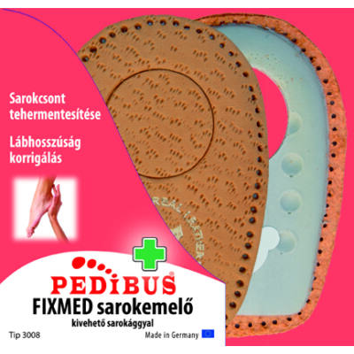 PEDIBUS Fixmed sarokemelő