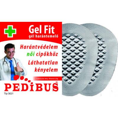 PEDIBUS Gél Fit harántemelő